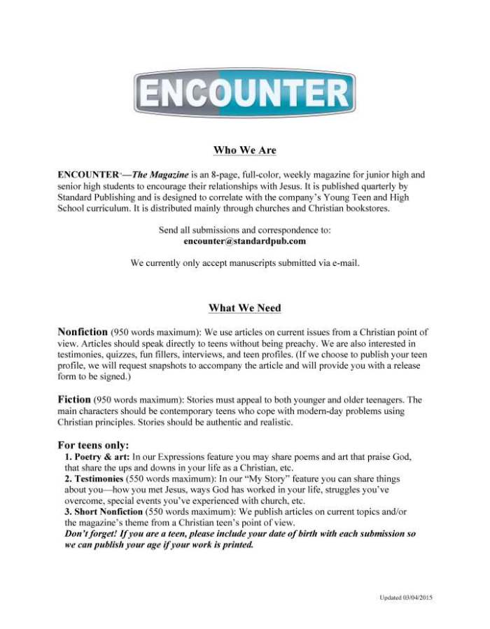 Writing Guidelines - ENCOUNTER Mag_Page_1