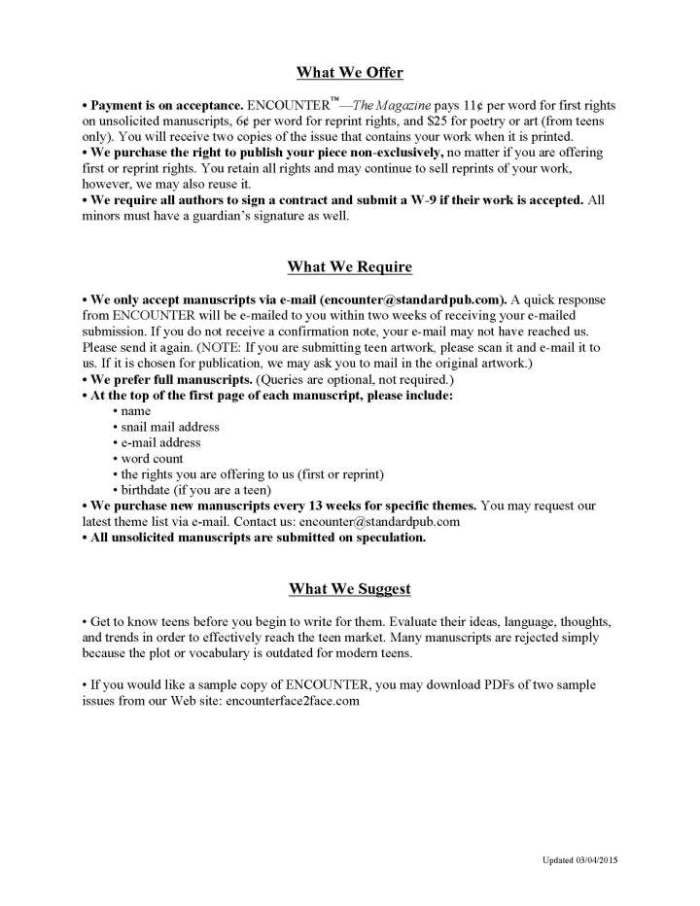 Writing Guidelines - ENCOUNTER Mag_Page_2