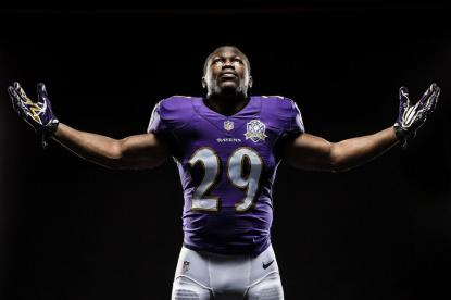 Forsett Looking up
